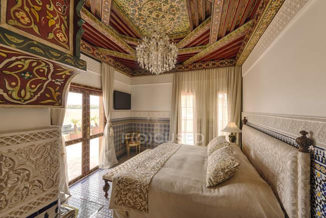 Camere Da Letto Marocco : Marocco suite di hotel di fes hotel riad fes al chiuso u al