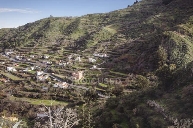 Spain, Canary Islands, Gran Canaria, Vega de San Mateo — Stockfoto