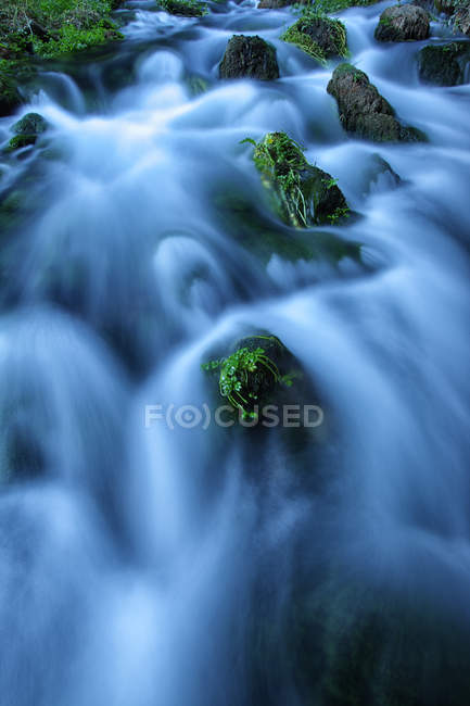 Spain, Cuenca, Escabas river  during daytime — Stock Photo