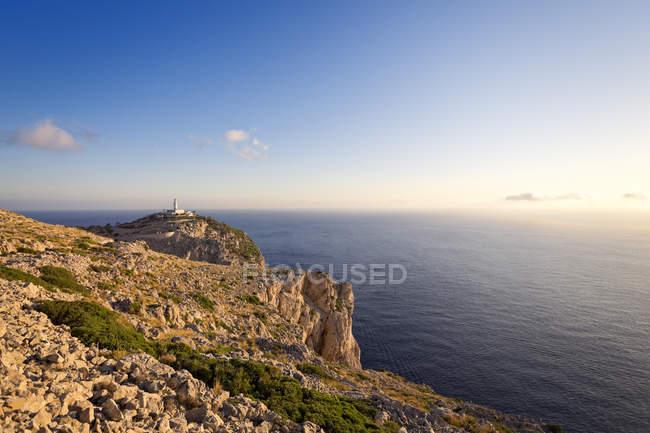 Cap Formentor, faro — Foto stock