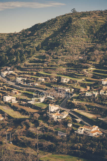 Spanien, Kanarische Inseln, Gran Canaria, Vega de San Mateo während dayitme — Stockfoto
