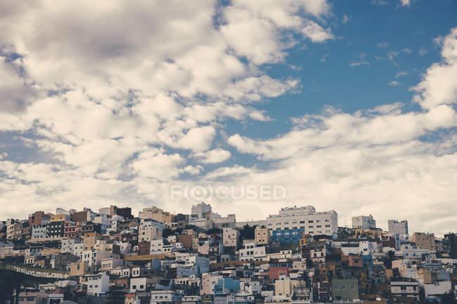Spanien, Kanarische Inseln, Gran Canaria, Las Palmas, Stadtbild tagsüber — Stockfoto