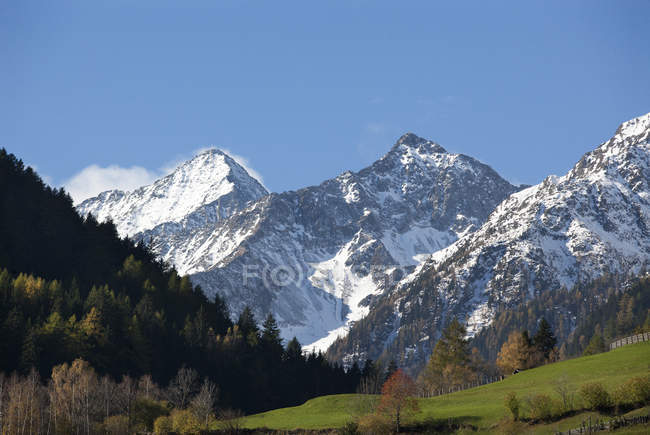 Austria, Carinthia, Hohe Tauern, Moelltal, Schober Group — Photo de stock