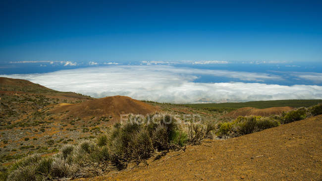 Spain, Canary Islands, Tenerife, Canadas del Teide National Park — Stock Photo