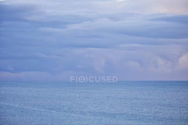 Атлантический океан морской пейзаж — стоковое фото