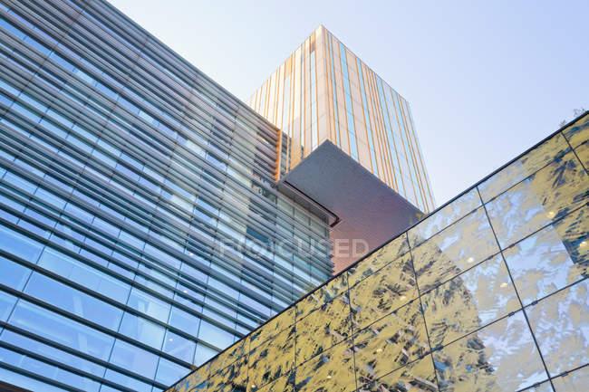 Niederlande, Rotterdam, Blick auf die holländische Universität tagsüber — Stockfoto