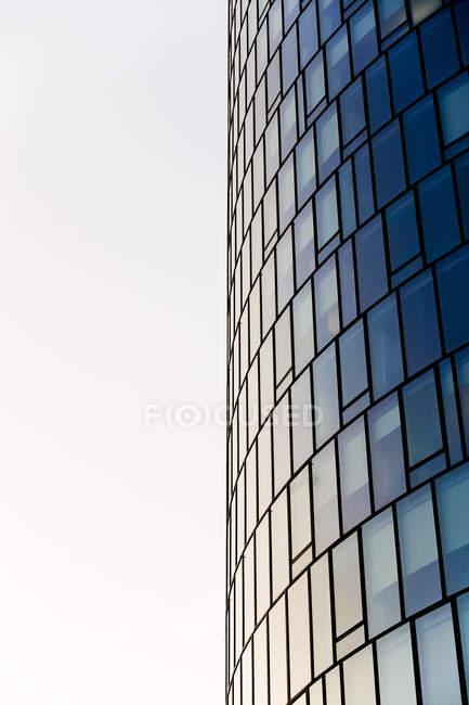 Facade of modern office building, Vienna, Austria — Stock Photo