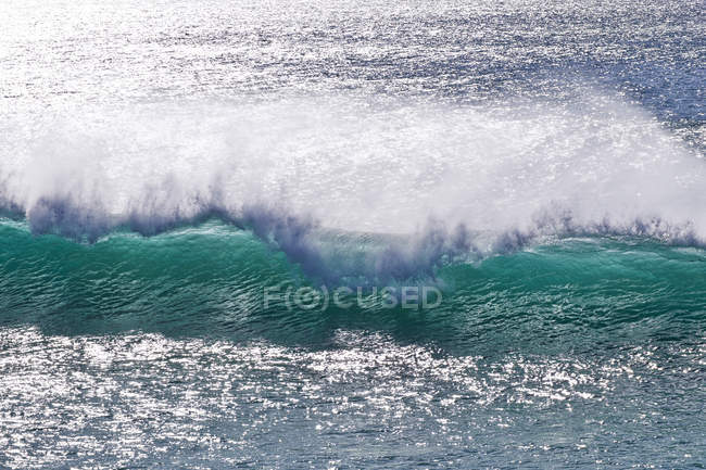 Vague de l'océan Atlantique — Photo de stock