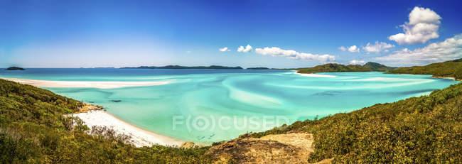Australia, Queensland, Whitehaven Beach during daytime — Stock Photo