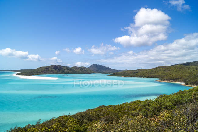 Australia, Queensland, Whitehaven Beach — Stock Photo