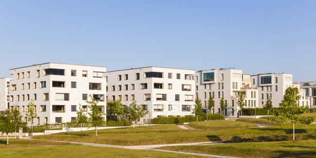 Alemania, Baden-Wuerttemberg, Stuttgart, Killesberg. Pisos freehold premium - foto de stock