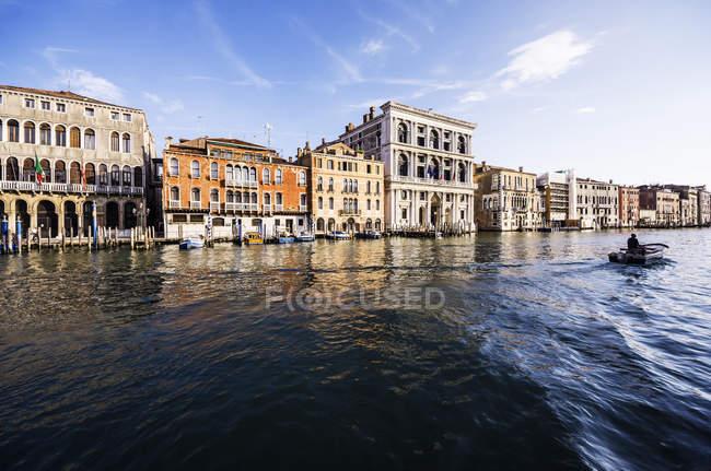 Itália, Veneto, Veneza, San Polo, Canal — Fotografia de Stock