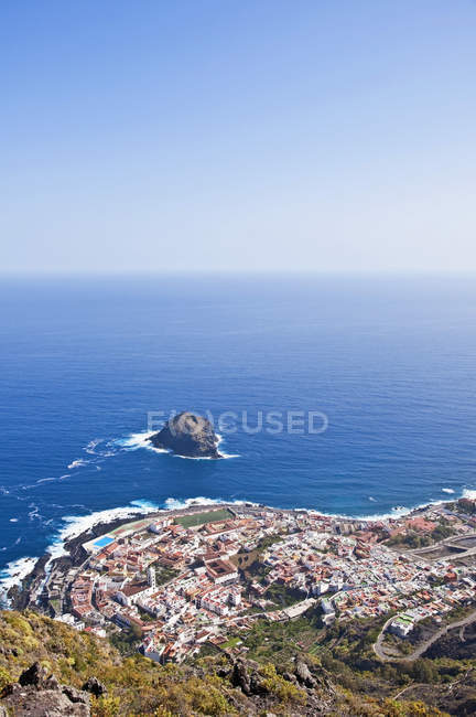 Spain, Canary Islands, Tenerife, Garachico — Stock Photo