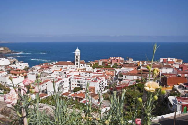 Іспанія, Канарські острови, Тенеріфе, оточених під час dayitme — стокове фото