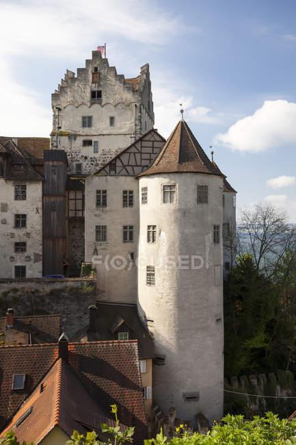 Germany, Baden Wuerttemberg, Meersburg, Meersburg Castle — Photo de stock