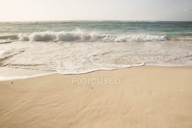 Caribbean, Barbados, Silver Sands beach during daytime — Stock Photo