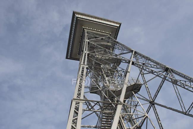 Deutschland, berlin, funkturm, blick von unten — Stockfoto