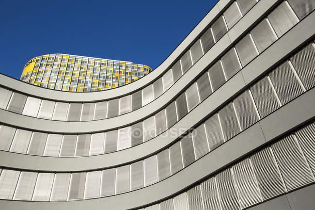 Здание штаб-квартиры ADAC, Германия, Бавария, Мюнхен — стоковое фото