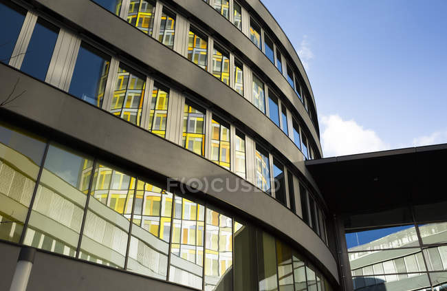 Germania, Baviera, Monaco di Baviera, edificio della sede dell'ADAC — Foto stock