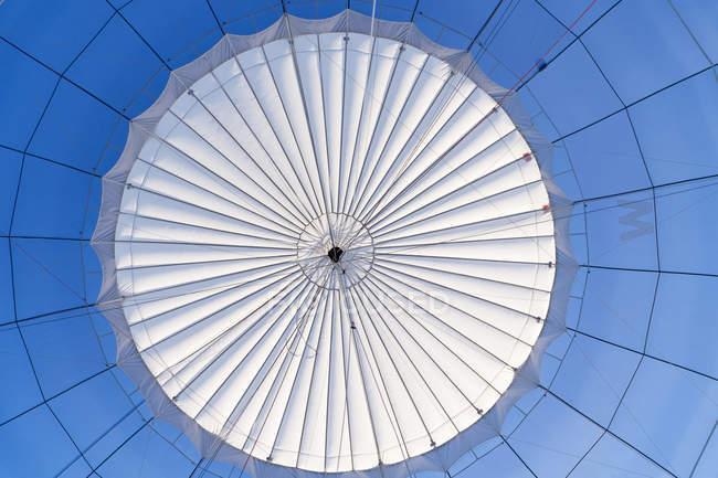 Обложка воздушный шар воздушный шар — стоковое фото