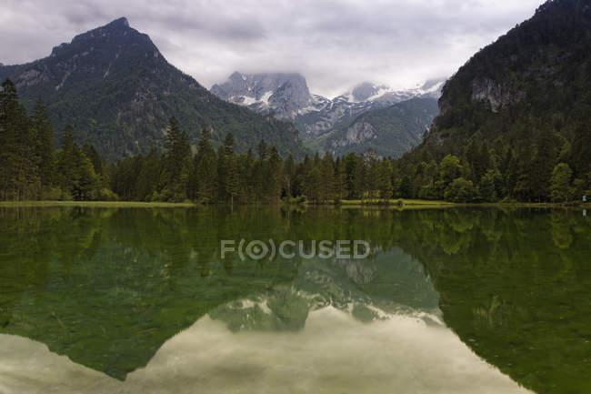 Vista del Parco Nazionale delle Alpi Calcaree, Alta Austria, Austria — Foto stock