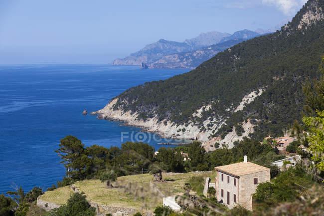 Vista de Finca España, Mallorca, en Baleares durante el día - foto de stock