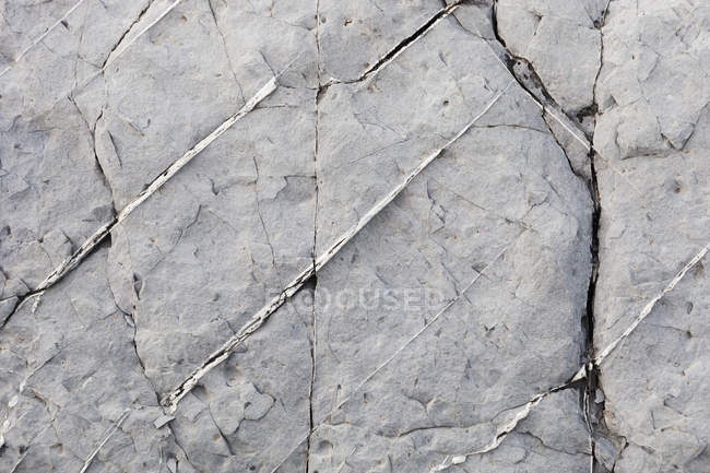 Full frame view of Rock structure, close up — Stock Photo