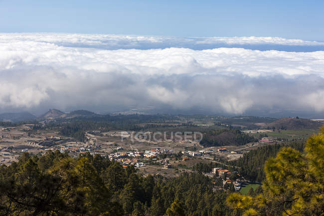 Spain, View of Corona Forestal National Park — Stock Photo