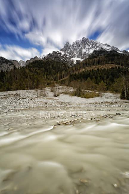 Österreich, Steiermark, Ansicht des SCHMUSEBAR Nationalparks in dayitme — Stockfoto