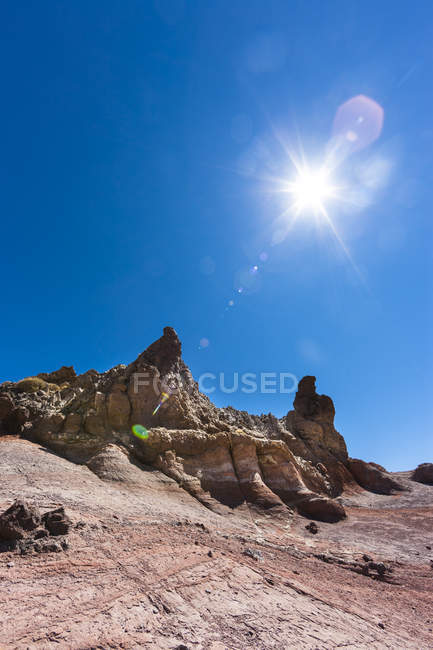 Spain, View of Teide National Park during daytime — Stock Photo
