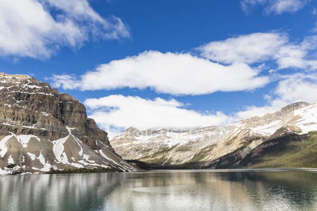 Канада, Альберти, Banff Національний парк, озеро лук — стокове фото