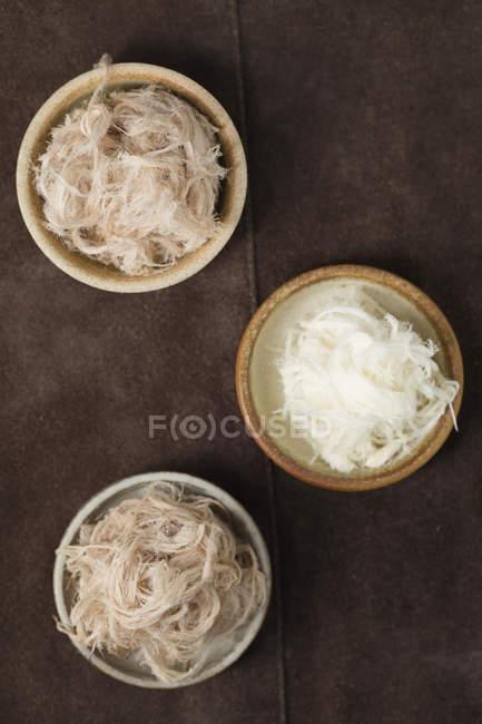 Bols avec soie fée turque piergiovanni — Photo de stock