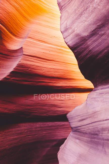 EUA, Arizona, Página, Canhão de antílope superior — Fotografia de Stock