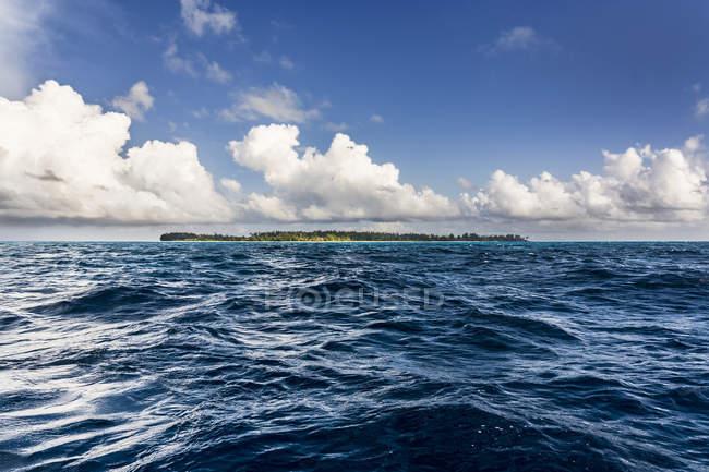 Seychellen, nördliche Korallengruppe, Denisinsel — Stockfoto