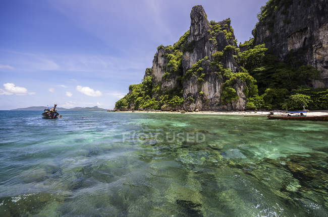 View of Thailand, Koh Phi Phi Don — Stock Photo