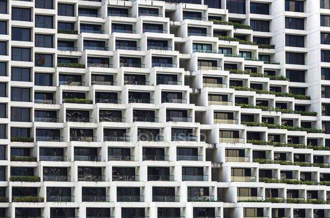 Singapore, Hotel Sheraton during daytime — Stock Photo