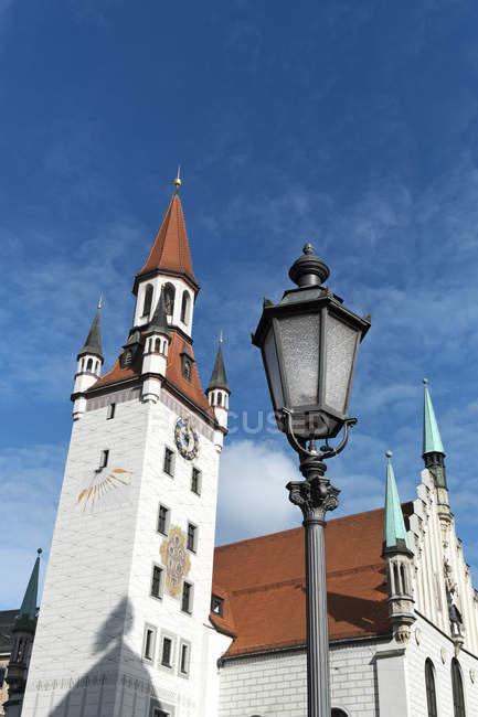 Deutschland, Bayern, München, Altes Rathaus, Spielzeugmuseum im Rathaussturm — Stockfoto