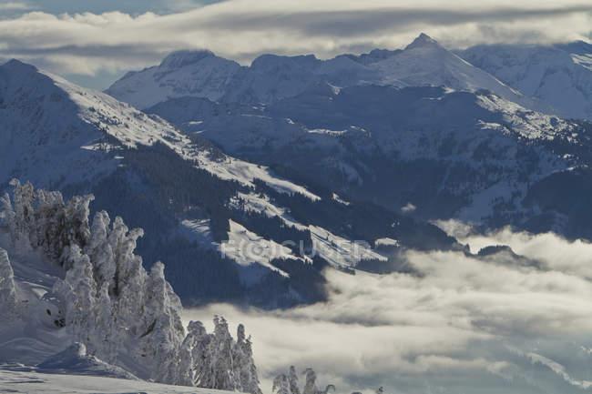 Kitzbüheler Horn-Gebirge — Stockfoto