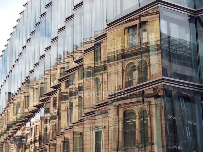 Deutschland, Berlin, Ansicht der Parlamentsgebäude — Stockfoto
