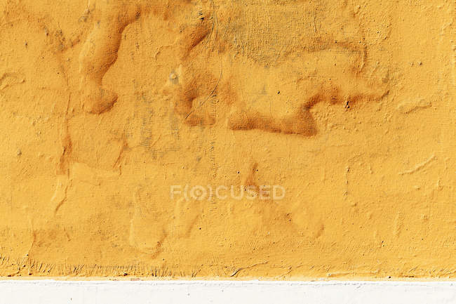 Spain, Cadiz,view of colored wall, close up — Stock Photo