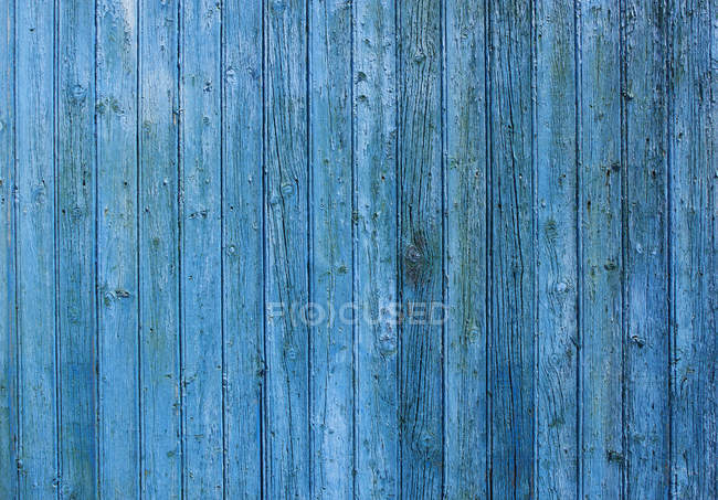 Wooden door of old house, close up — Stock Photo