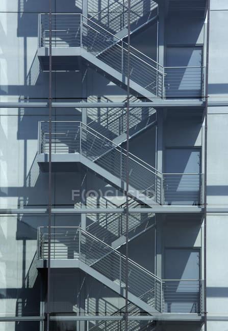 Europa, Deutschland, Bayern, München, Blick auf Bürogebäude — Stockfoto