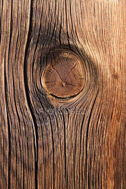 Autriche, planche de bois, gros plan — Photo de stock