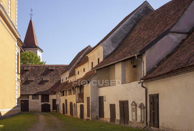 Österreich, Steiermark, Tabor, alte traditionelle Architektur — Stockfoto