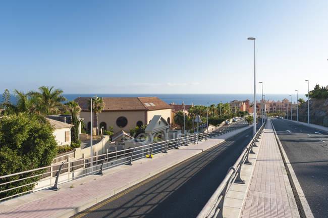Spanien, Kanarische Inseln, Teneriffa, Costa Adeje tagsüber — Stockfoto