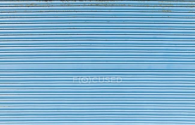 Іспанія, Кадіс, перегляд Blue door, крупним планом — стокове фото