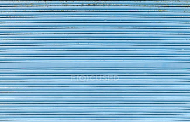 Spain, Cadiz, View of Blue door, close up — Stock Photo
