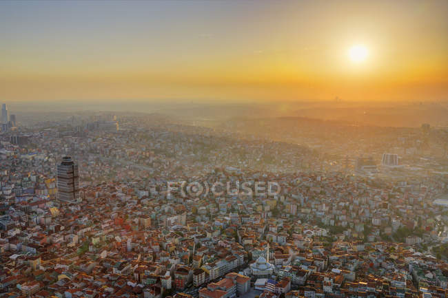 Istanbul, Aerial view — Stock Photo