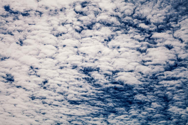 Хмарного неба денний час — стокове фото