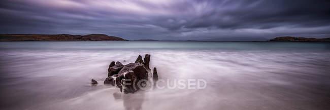 Royaume-Uni, Écosse, Mellon Udrigle plage à Wester Ross — Photo de stock